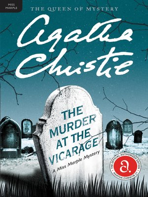 cover image of The Murder at the Vicarage